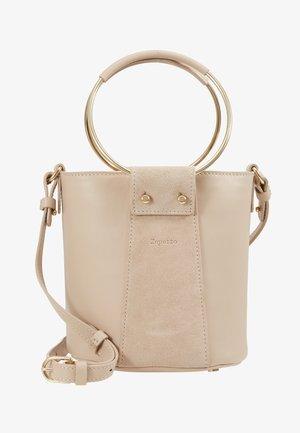 MANEGE - Handbag - beige
