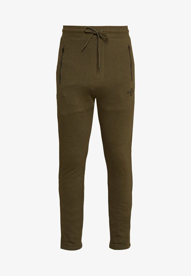 JOGTROUSER - Tracksuit bottoms - army