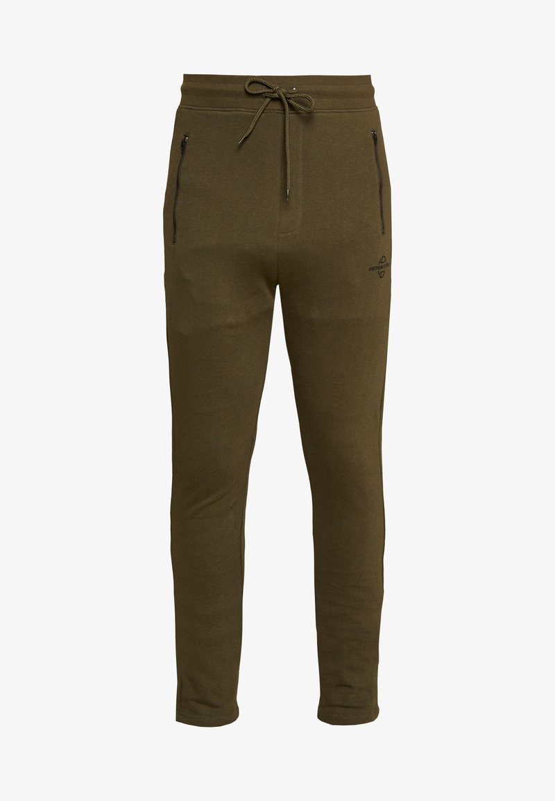 RETHINK Status - JOGTROUSER - Tracksuit bottoms - army
