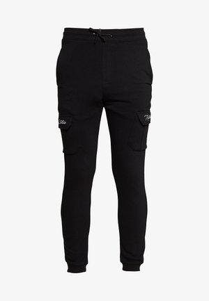 JOGCARGO - Teplákové kalhoty - black