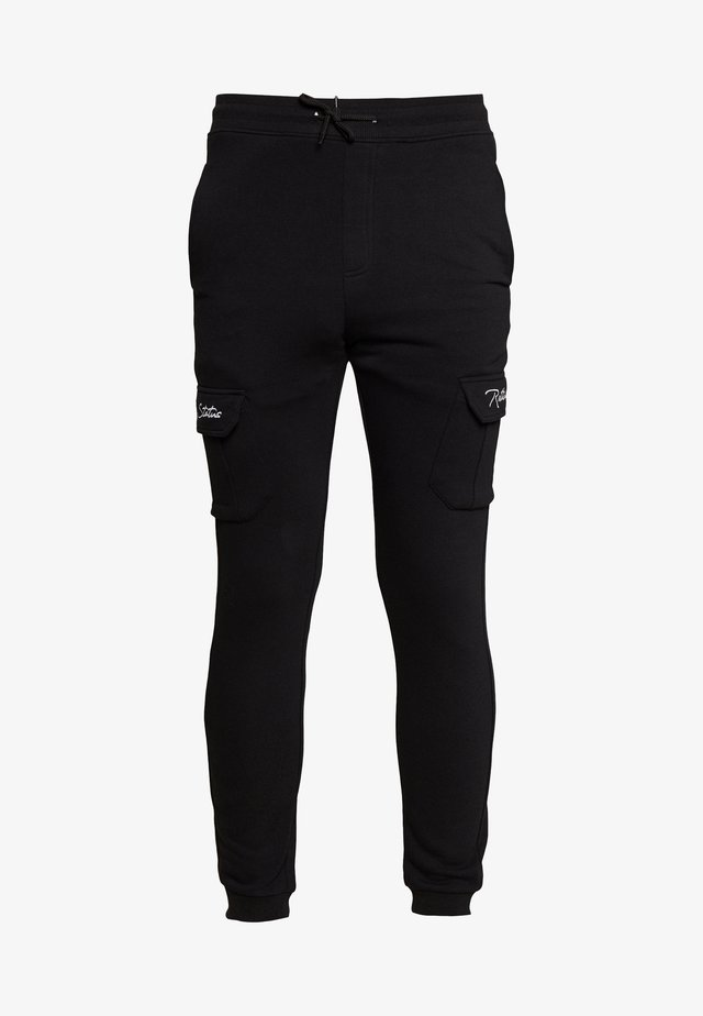 JOGCARGO - Pantalon de survêtement - black