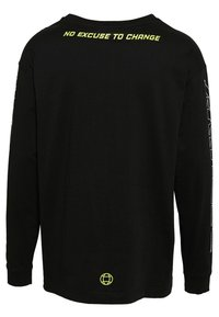 RETHINK Status - Long sleeved top - black - 1