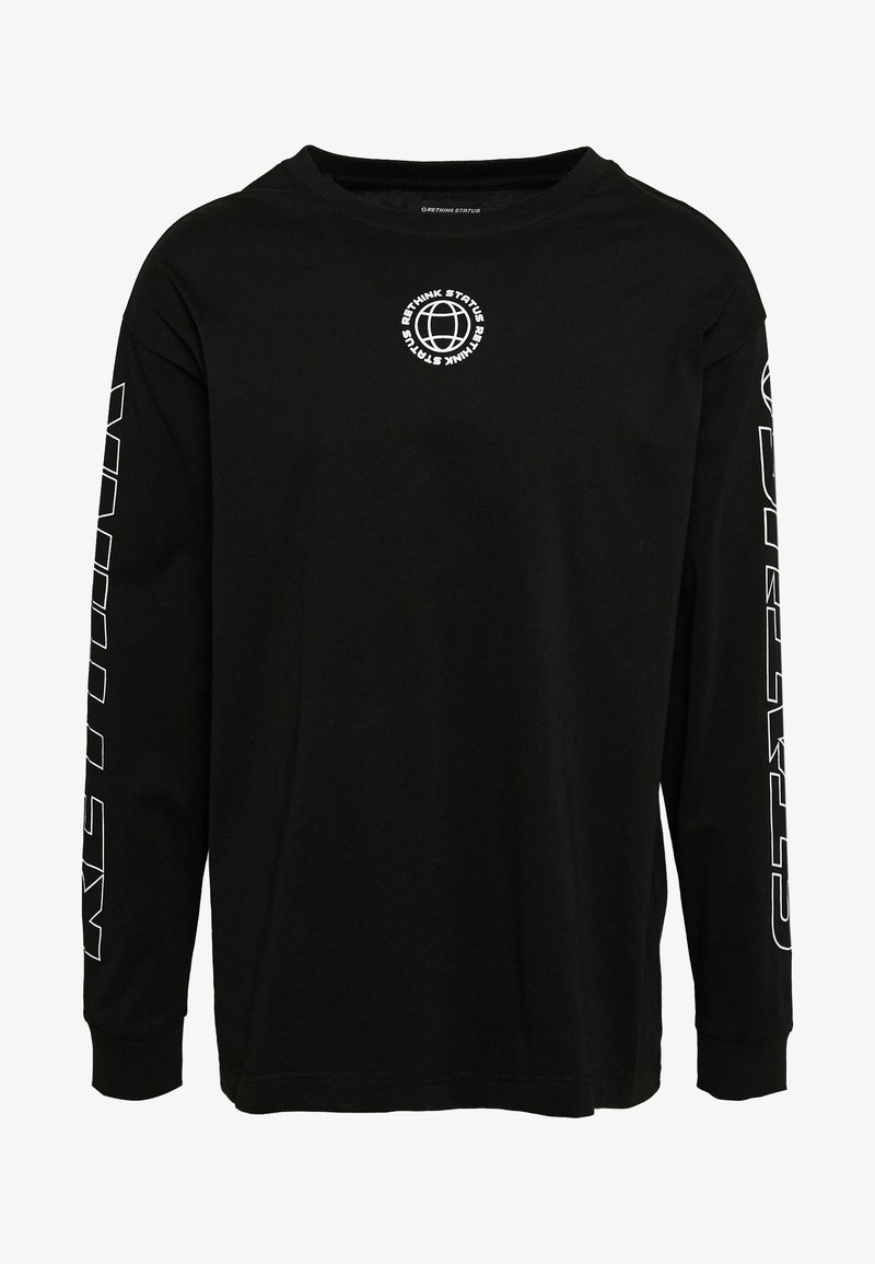 RETHINK Status - Long sleeved top - black