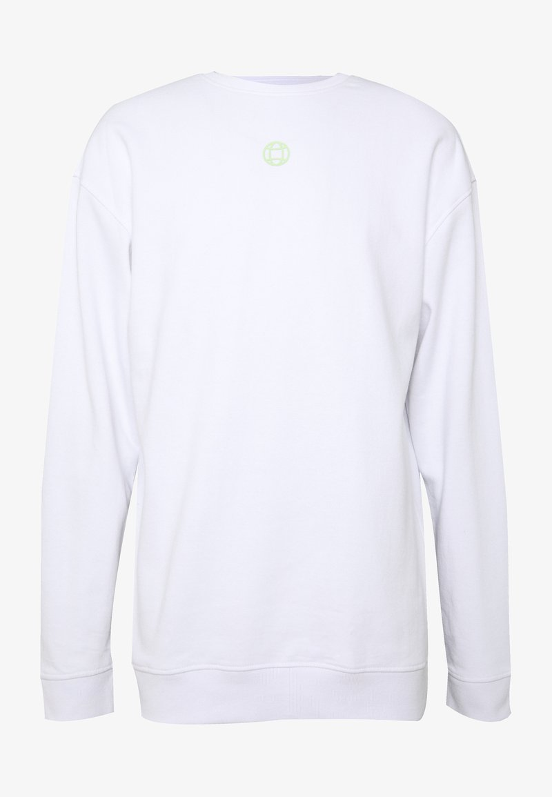RETHINK Status - CREW NECK - Sweatshirt - white