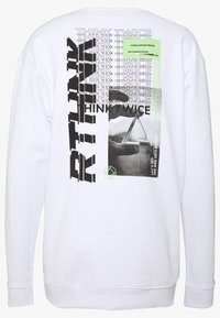 RETHINK Status - CREW NECK - Sweatshirt - white - 1