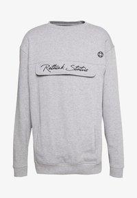 RETHINK Status - CREW NECK  - Sweatshirt - grey - 4