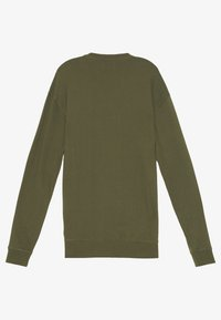RETHINK Status - CREW NECK  - Sweatshirt - army - 1
