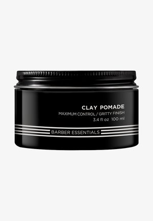 BREWS CLAY POMADE - Hair styling - -