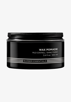 BREWS WAX POMADE - Stylingproduct - -