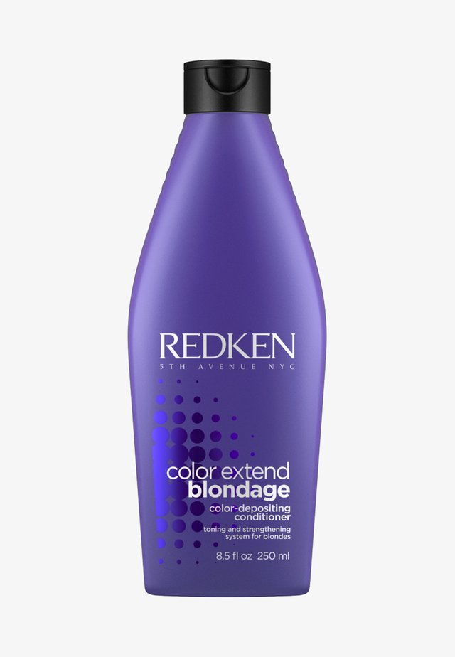 COLOR EXTEND BLONDAGE CONDITIONER - Conditioner - -