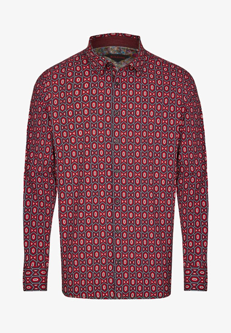 Rich Friday - Shirt - dark red