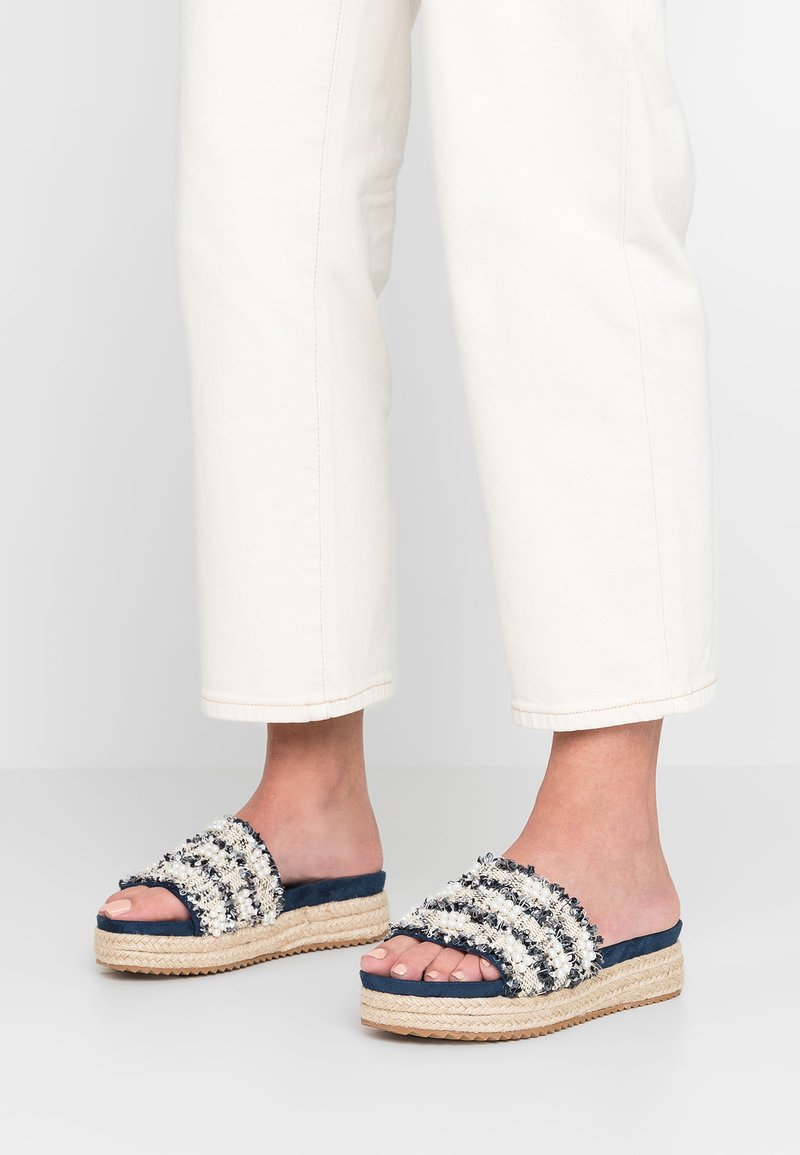 Refresh - Mules - jeans
