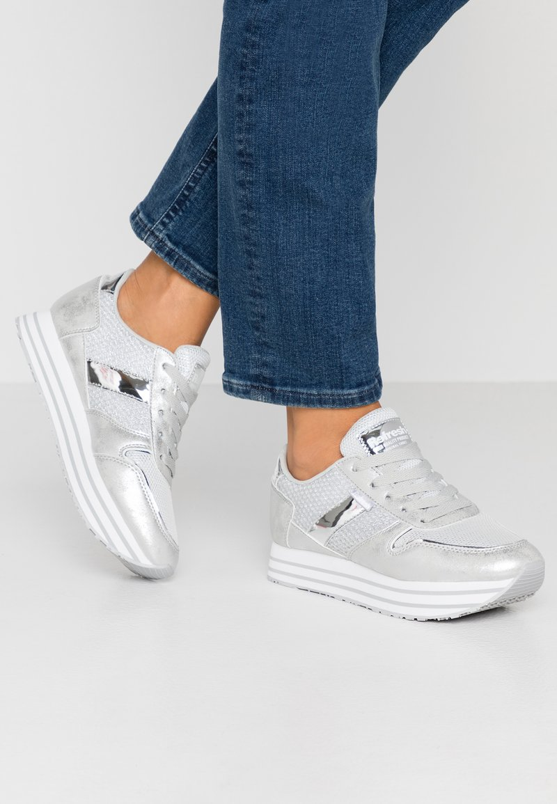 Refresh - Sneakers - silver