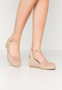 Refresh - Loafers - nude - 0