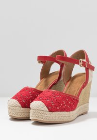 Refresh - Zapatos altos - red - 4