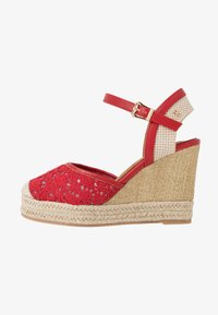 Refresh - Zapatos altos - red - 1