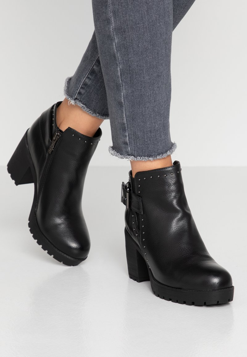 Refresh - Ankle boot - black