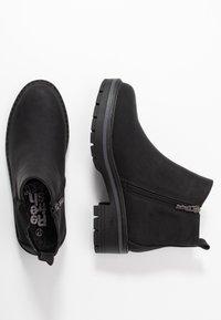 Refresh - Kotníková obuv - black - 3
