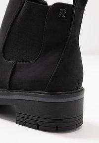 Refresh - Kotníková obuv - black - 2