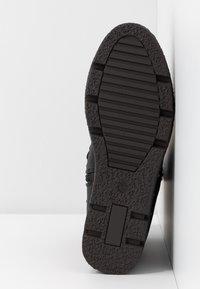 Refresh - Kotníkové boty na platformě - black - 6
