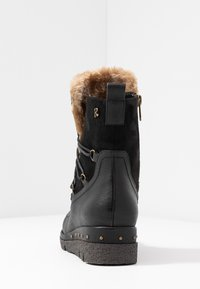Refresh - Kotníkové boty na platformě - black - 5