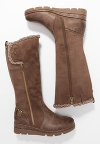 Refresh - Platform boots - marron - 4