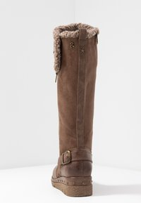 Refresh - Platform boots - marron - 5
