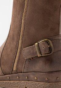 Refresh - Platform boots - marron - 2
