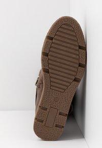Refresh - Platform boots - marron - 6