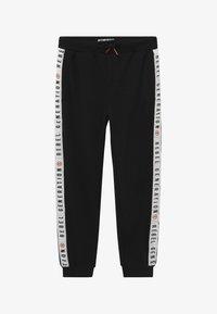 Re-Gen - TEEN BOYS - Pantalon de survêtement - black - 2