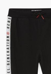 Re-Gen - TEEN BOYS - Pantalon de survêtement - black - 3