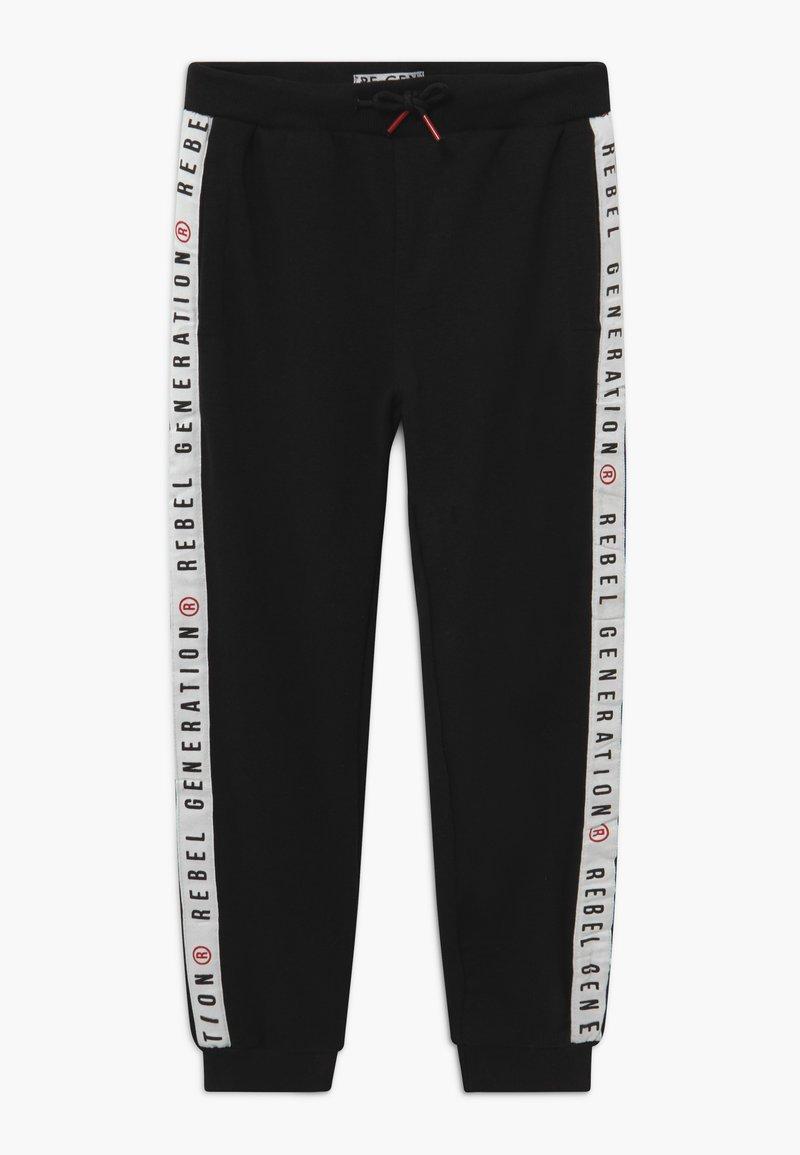 Re-Gen - TEEN BOYS - Pantalon de survêtement - black