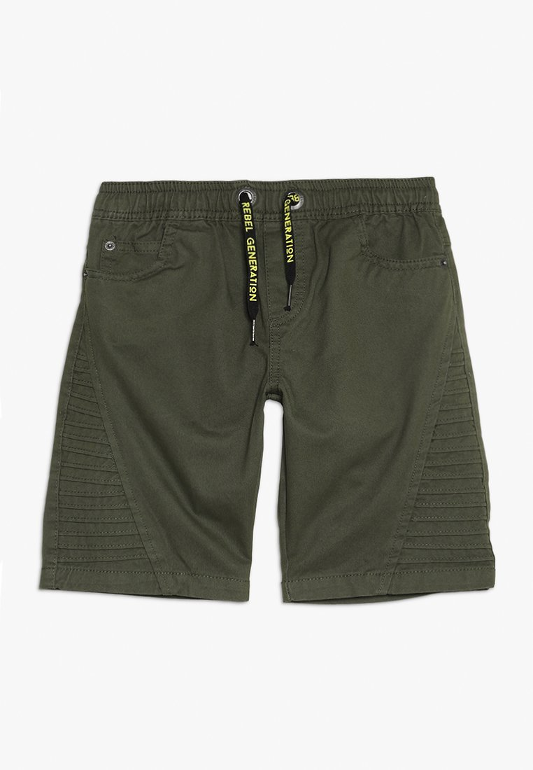 Re-Gen - BERMUDA - Jeans Short / cowboy shorts - kaki as swatch