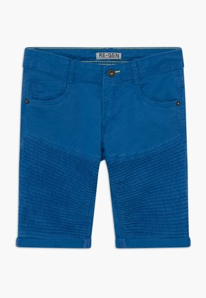 TEEN BOYS BERMUDA - Kraťasy - princess blue