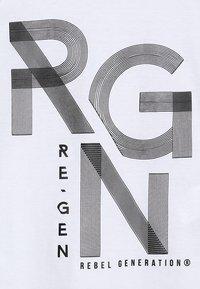 Re-Gen - TEENS SINGLET - Top - optical white - 3