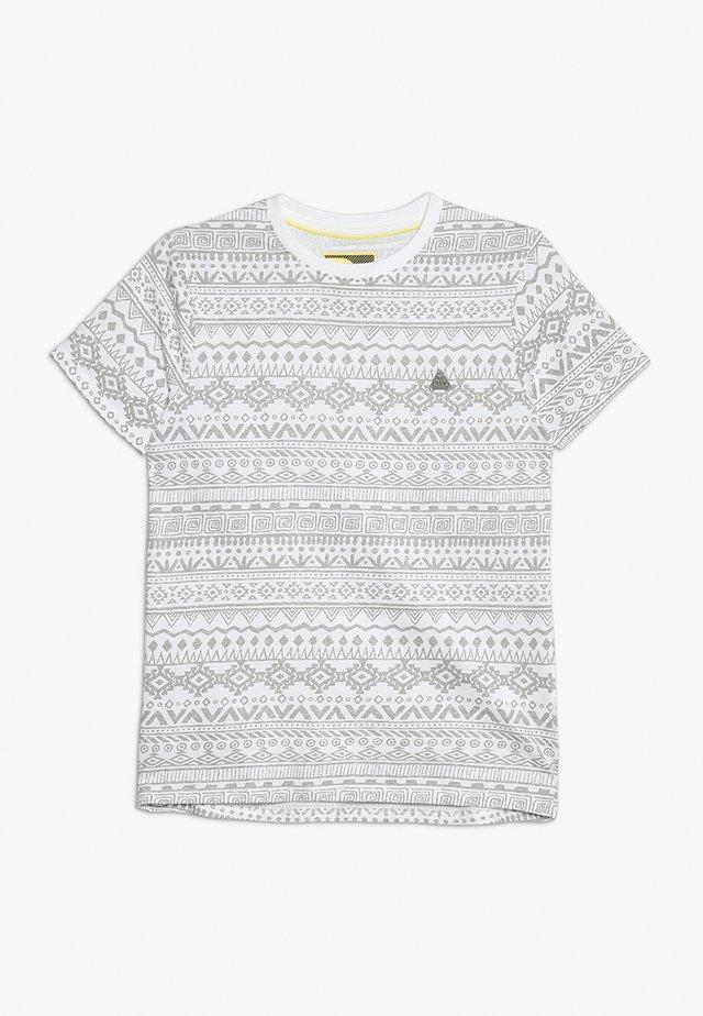 TEENS - T-shirt imprimé - optical white