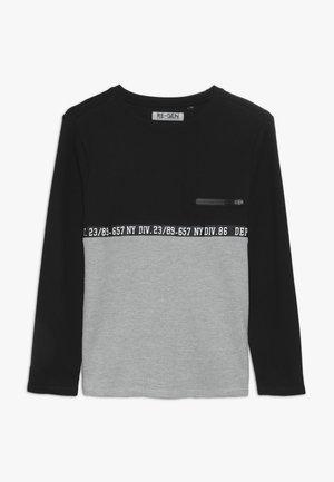 BOYS LONGSLEEVE - Maglietta a manica lunga - black
