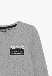 Re-Gen - BOYS LONGSLEEVE - Camiseta de manga larga - grey melange - 4