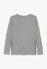 Re-Gen - BOYS LONGSLEEVE - Camiseta de manga larga - grey melange - 1