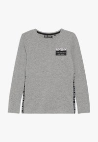 Re-Gen - BOYS LONGSLEEVE - Camiseta de manga larga - grey melange - 0