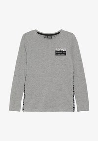 Re-Gen - BOYS LONGSLEEVE - Camiseta de manga larga - grey melange - 3