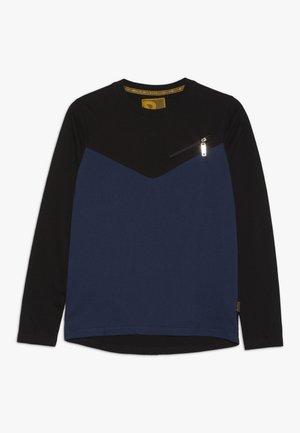 BOYS LONGSLEEVE - Camiseta de manga larga - insignia blue