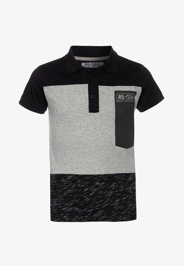 TEEN BOYS - Polo - black