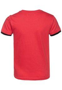 Re-Gen - TEEN BOYS  - T-shirt med print - poinsetta - 1