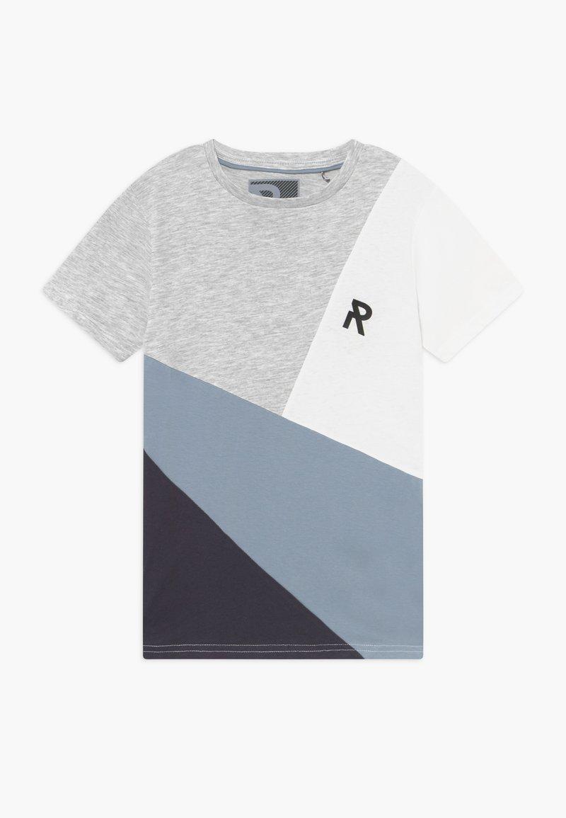 Re-Gen - TEEN BOY REPEAT - Print T-shirt - ashley blue