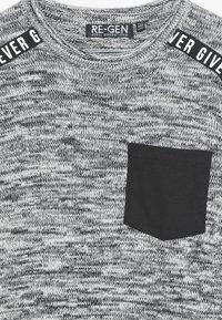 Re-Gen - Svetr - black/white - 4