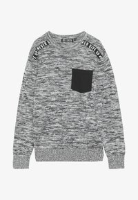 Re-Gen - Svetr - black/white - 3