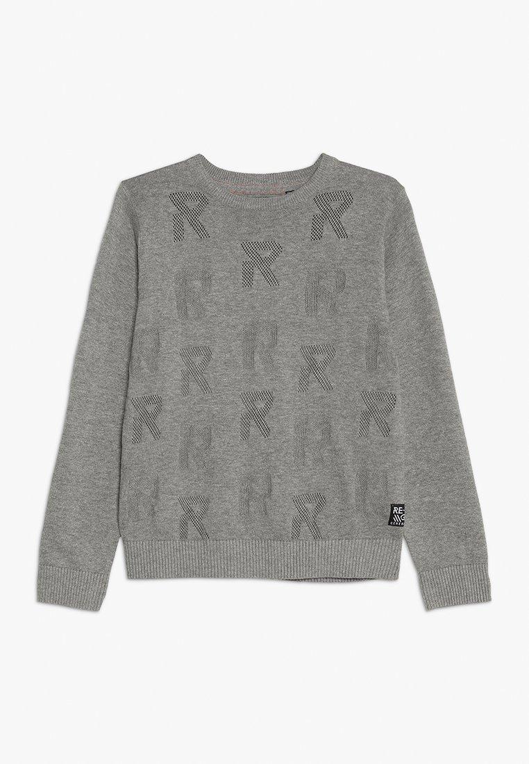 Re-Gen - TEENS  - Pullover - grey melange