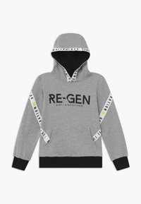 Re-Gen - TEEN BOYS  - Mikina skapucí - grey - 0