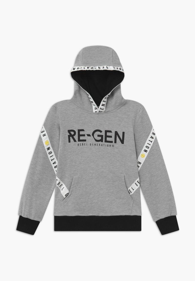 Re-Gen - TEEN BOYS  - Mikina skapucí - grey